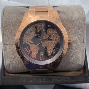 RARE Michael Kors Layton watch